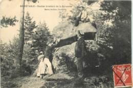 42 -  NOIRETABLE - ROCHER BRANLANT DE LA BARONNIE - Noiretable