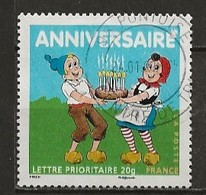 FRANCE:, Obl., N° YT 4081, TB - France