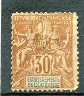 OCEANIE  N°  9   (Y&T)   (Neuf Sans Gomme) - Oceanië (1892-1958)