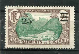 OCEANIE  N°  61   (Y&T)   (Neuf Sans Gomme) - Oceanië (1892-1958)