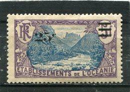 OCEANIE  N°  62   (Y&T)   (Neuf Sans Gomme) - Oceanië (1892-1958)