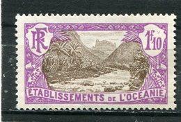OCEANIE  N°  73   (Y&T)   (Neuf Sans Gomme) - Oceanië (1892-1958)