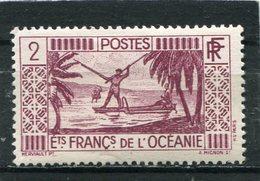OCEANIE  N°  85 *   (Y&T)   (Neuf Charnière) - Oceanië (1892-1958)