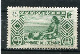 OCEANIE  N°  98 *   (Y&T)   (Neuf Charnière) - Oceanië (1892-1958)