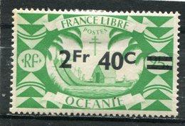 OCEANIE  N°  176 *   (Y&T)   (Neuf Charnière) - Oceanië (1892-1958)