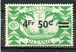 OCEANIE  N°  178 *   (Y&T)   (Neuf Charnière) - Oceanië (1892-1958)