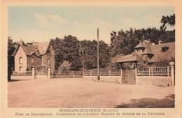 91 Morsang Sur Orge Parc De Beausejour Carrefour Avenue Marthe Et Avenue De La Pepiniere - Morsang Sur Orge