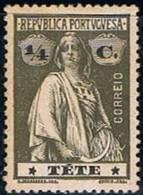 Tete, 1914, # 25, III/I, MH - Tete