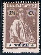 Tete, 1914, # 28, MH - Tete