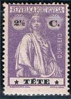 Tete, 1914, # 30, MH - Tete