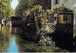 """84 - L'Isle Sur Sorgue - """"La Venise Française"""" - Roue à Aubes - L'Isle Sur Sorgue"""
