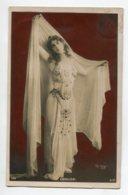 ARTISTE 1288 CAVALIERI Orientale Voiles Blancs ART NOUVEAU  Sip 1188 écrite 1905   Photographe REUTLINGER - Entertainers