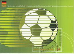 WK Voetbal 2006 Duitsland - Belgium