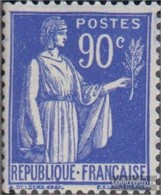 France Mi.-number.: 393 Unmounted Mint / Never Hinged 1938 Clear Brands - Unused Stamps