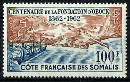 Costa De Somalis A-30 Nuevo Cat.6€ - Unused Stamps