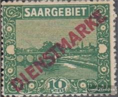 Saar Mi.-number.: D3A Unmounted Mint / Never Hinged 1922 Landscapes III - 1920-35 Société Des Nations