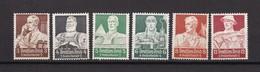 Deutsches Reich - 1934 - Michel Nr. 556/561 - Postfrisch - 74 Euro - Allemagne
