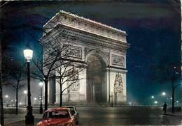 CPSM Paris-Arc De Triomphe     L2958 - Arc De Triomphe