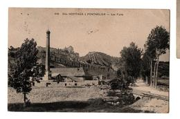 PONTARLIER LES FORTS ANIMEE - Pontarlier