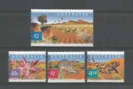 Australia 2002 The Desert Y.T. 2033/2036 (0) - 2000-09 Elizabeth II
