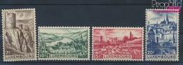 Luxemburg Mi.-Nr.: 431-434 (kompl.Ausg.) Mit Falz 1948 Landschaften (9396365 - Ungebraucht