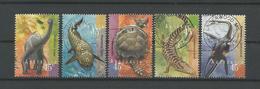 Australia 1997 Prehistoric Fauna Y.T. 1610/1614  (0) - 1990-99 Elizabeth II