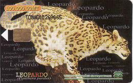 Mozambique Chip 100 000 MT, Leopard, Used - Mozambique
