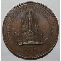 77 - PROVINS - MÉDAILLE - ARQUEBUSIERS - 1842 - - France