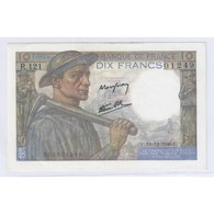 FAY 08/16 - 10 FRANCS MINEUR - 19/12/1946 - SUPERBE - PICK 99 - - 1871-1952 Anciens Francs Circulés Au XXème