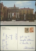 SAVIGLIANO -CUNEO -ARCO TRIONFALE EMONUMENTO A SANTORRE DEROSSI 1967 - Cuneo