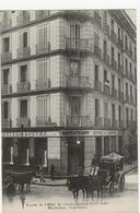 TOULON (non Précisé) Façade De L'Hôtel Du Louvre - Localisation D'aprés Recherches - MICHELON Propriétaire - Toulon