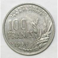 GADOURY 897 - 100 FRANCS 1956 B ROUEN TYPE COCHET - TTB - KM 919.2 - - France