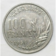 GADOURY 897 - 100 FRANCS 1956 B ROUEN TYPE COCHET - TTB - KM 919.2 - - N. 100 Francs