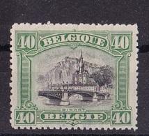 Timbres Belgique 143XX - 1915-1920 Albert I.