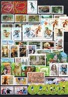 B418 Timbres De France Année 2006 Avec Oblitérations Rondes (2 Scans)  Côte 138 Euros. Très Sympa !!! - Collections (with Albums)