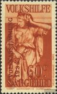 Saar Mi.-number.: 200 With Hinge 1934 Volkshilfe - Ungebraucht
