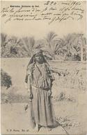 MABROUKA   BEDOUINE DU SUD     (    ECRITE  1904 ) - Algérie