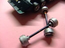 Scalextric Tyrrell P 34 2 Ejes Y 4 Llantas Delanteras Sin Neumáticos - Circuits Automobiles