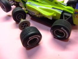 Scalextric Accessoire Minardi YArrows F1 Eje Trasero Completo - Circuits Automobiles
