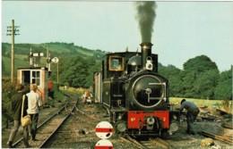 Welshpool & Llanfair Light Railway, Wales - Unused - Montgomeryshire