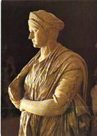 84 - Vaison La Romaine - Le Musée - Impératrice Sabine, Détail Marbre IIe Siècle Après J.C - Vaison La Romaine