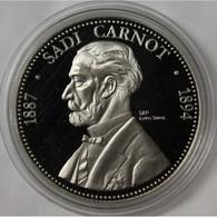 FRANCE - MÉDAILLE - PRÉSIDENT SADI CARNOT - 1887 - 1894 - BE - France