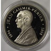 FRANCE - MÉDAILLE - PRÉSIDENT JEAN CASIMIR PÉRIER - 1894 - 1895 - BE - France