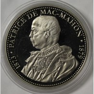 FRANCE - MÉDAILLE - PRÉSIDENT PATRICE DE MAC MAHON - 1873 - 1879 - BE - France
