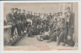 MURET - HAUTE GARONNE - GUERRE DE 1914 - L'HOPITAL - GROUPE DE BLESSES - VOIR ETAT - Muret
