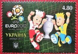Ukraine  2012  Football  EURO - 2012  1 V MNH - Ukraine