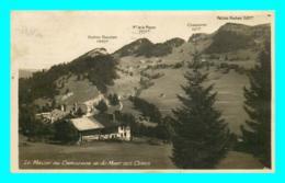 A803 / 213 39 - Massif De Chasseron Vu Du Mont Des Cerfs - Autres Communes