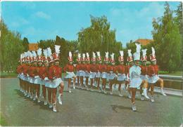 MONTCEAU LES MINES - Majorettes Girls Montceau - Montceau Les Mines