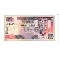 Billet, Sri Lanka, 20 Rupees, 2006, 2006-07-03, KM:109a, TTB - Sri Lanka