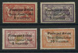 Syrie (1923) PA 14 A 17 (charniere) - Aéreo